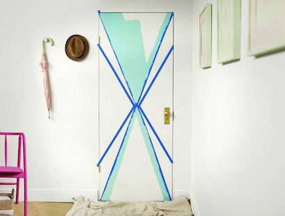 "Apartment Therapy | Sherwin Williams ""Energize Your Entryway"""